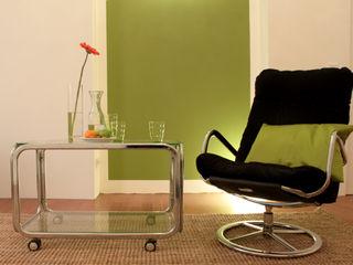 ORTerfinder Oficinas y bibliotecas de estilo moderno Verde