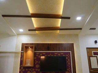 Livin interiors Livings de estilo moderno