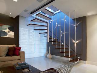 m++ architectural network Hành lang, sảnh & cầu thang phong cách hiện đại