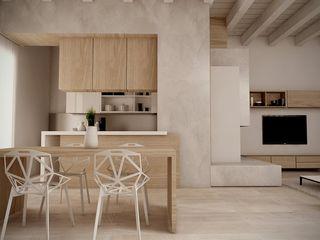 Giuseppe DE DONNO - architetto ห้องครัว