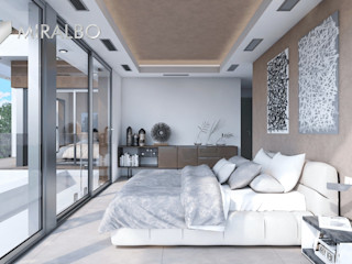 Miralbó Excellence Modern style bedroom