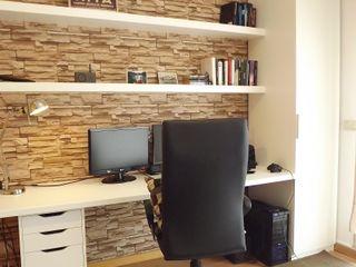 Traço Magenta - Design de Interiores Bureau moderne