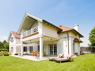 WUNSCHHAUS Mediterranean style house