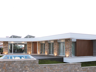 SOUSA LOPES, arquitectos Maisons modernes