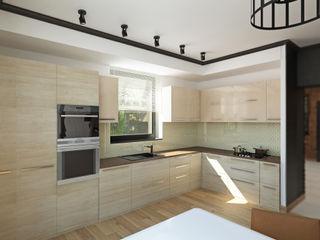 YES-designs Cucina minimalista