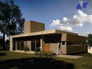 AR arquitectos منازل