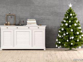 Weihnachten planungsdetail.de GmbH Flur, Diele & TreppenhausAccessoires und Dekoration