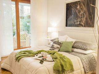 Loredana Vingelli Home Decor BedroomBeds & headboards Wood Green