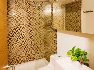 CASA CALDA Industrial style bathrooms