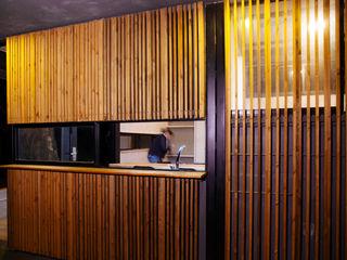 CASA CALDA Modern houses