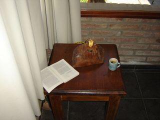 Lampara Tipo Edison en tronco, Bombilla Vintage Lamparas Vintage Vieja Eddie HogarDecoración y accesorios Madera
