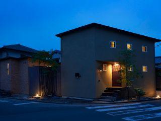 Mimasis Design/ミメイシス デザイン Rumah Modern