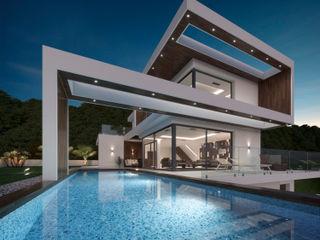 Villa Nerea Miralbo Excellence Modern houses