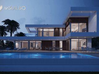 Villa Iris Miralbo Excellence Modern houses