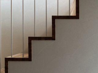 Mimasis Design/ミメイシス デザイン Koridor & Tangga Modern