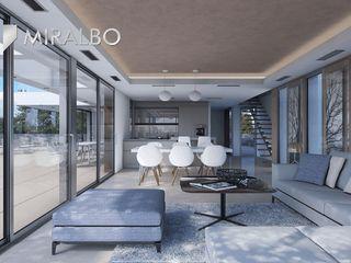 Villa Iris Miralbo Excellence Modern living room