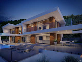 Villa Dione Miralbo Excellence Modern houses
