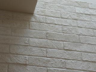 Mimasis Design/ミメイシス デザイン Dinding & Lantai Modern White