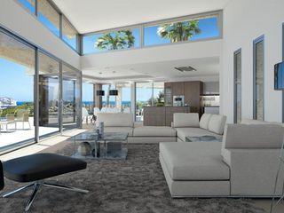 Villa Cosmos Miralbo Excellence Modern living room