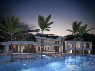 Villa Cosmos Miralbo Excellence Modern houses