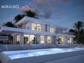 Villa Andromeda Miralbo Excellence Modern houses