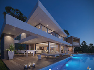 Villa Circe Miralbo Excellence Modern houses