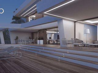 Villa Cratos Miralbo Excellence Modern houses