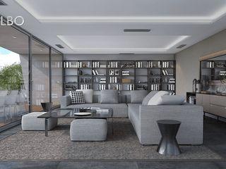 Villa Ilitia Miralbo Excellence Modern living room