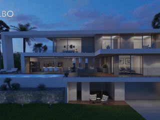 Villa Ilitia Miralbo Excellence Modern houses