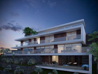 Villa Poseidon Miralbo Excellence Modern houses