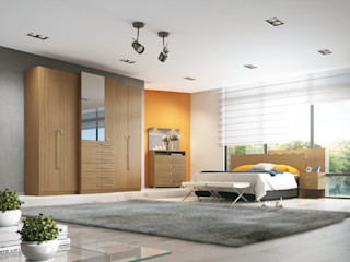 Henn BedroomWardrobes & closets