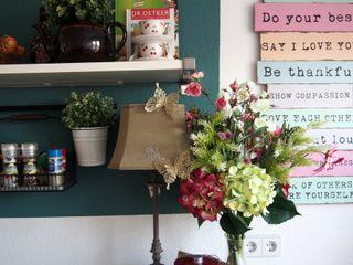 Stil Ikonen & Ladies Lounge Коридор, коридор і сходиАксесуари та прикраси Природні волокна Різнокольорові