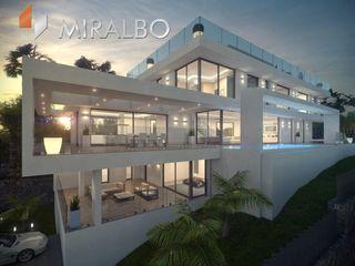 Villa Onyx Miralbo Excellence Modern houses
