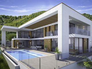 Villa Electra Miralbo Excellence Modern houses