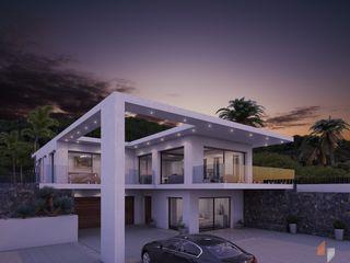 Villa Enea Miralbo Excellence Modern houses