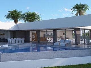 Villa Mirias Miralbo Excellence Modern houses