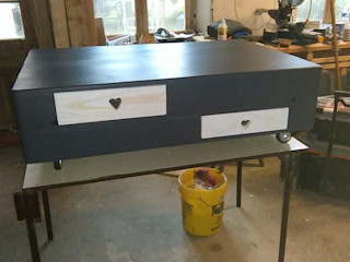 Palcreassion Living roomTV stands & cabinets Wood Grey