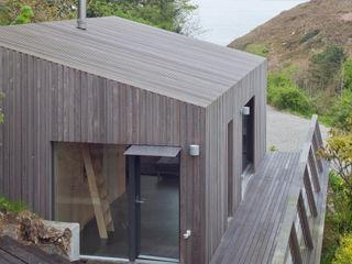 ecospace españa Maisons modernes Bois Effet bois