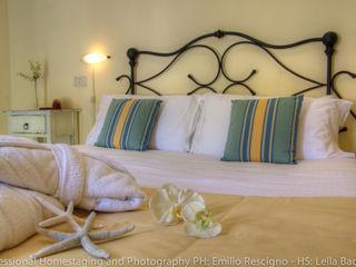 Hotel Albatros Emilio Rescigno - Fotografia Immobiliare Camera da lettoLetti e testate