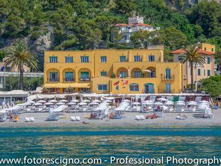 Hotel Albatros Emilio Rescigno - Fotografia Immobiliare Hotel in stile mediterraneo
