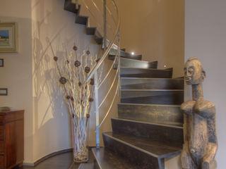 Villa - interni Emilio Rescigno - Fotografia Immobiliare Ingresso, Corridoio & ScaleScale