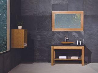 Stonearth - Prestige Stonearth Interiors Ltd Minimalist style bathroom Wood