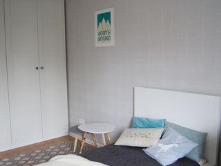 JUSSS Scandinavian style bedroom