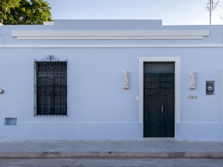 CERVERA SÁNCHEZ ARQUITECTOS 房子 Blue