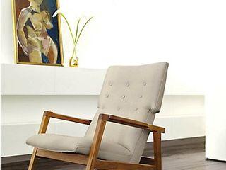 Jens Risom Design Within Reach Mexico SalasSalas y sillones Textil Beige
