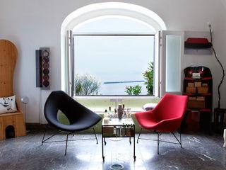Interior Artistico Carmé Salones de estilo ecléctico