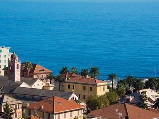 House Emilio Rescigno - Fotografia Immobiliare Balcone, Veranda & Terrazza in stile classico