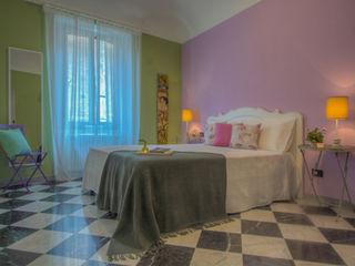 House Emilio Rescigno - Fotografia Immobiliare Camera da lettoLetti e testate
