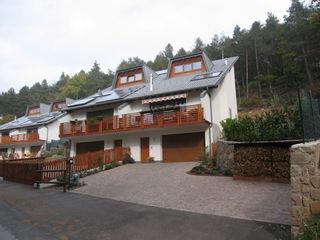 CASA SOLE STUDIO ABACUS di BOTTEON arch. PIER PAOLO Casa rurale