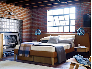Design Within Reach Mexico BedroomLighting Ly Blue